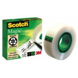 Image for 3M Scotch 810 Magic Tape 19mm x33 Metres 8101933