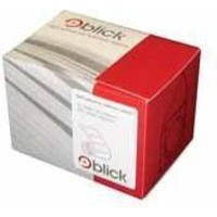 Blick Address Label Roll 80x120mm