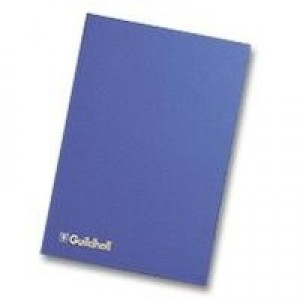 Guildhall Account Book 31 Series 2 Cash Column 80 Pages 298x203mm Ref 31/2Z