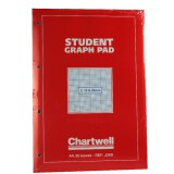 Image for Chartwell Graph A4 Pad 2 10 20mm J34B