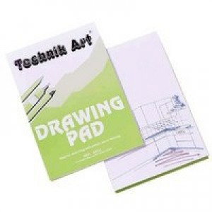 Technik Art Drawing A4 Pad XPC4