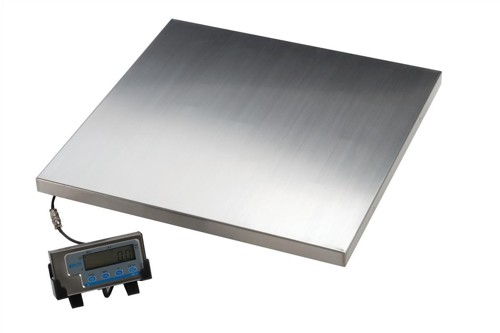 Salter Platform Scales Tare Imperial and Metric Capacity 300kg 50g Increments W550xD550mm Ref WS300-50