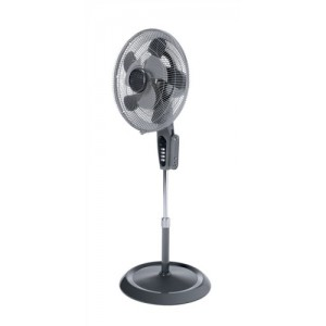 Pedestal Fan Adjustable Double Blade Span 400mm 90W