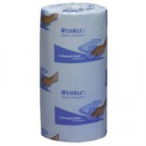 WypAll L10 Blue Wipers Small Roll Pk24