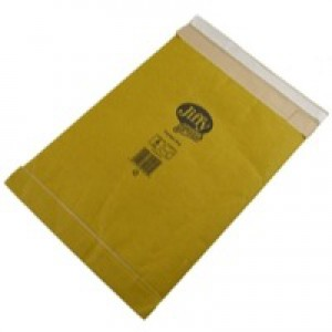 Jiffy Padded Bag 341x483mm Gold Pk10