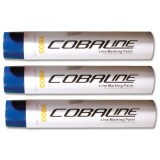 Image for Cobaline Marking Spray CFC-free Fast-dry 750ml Blue Ref QLL00002P [Pack 6]