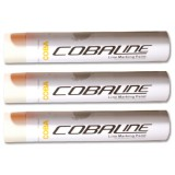 Image for Cobaline Marking Spray CFC-free Fast-dry 750ml White Ref QLL00013P [Pack 6]