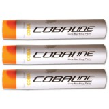 Image for Cobaline Marking Spray CFC-free Fast-dry 750ml Orange Ref QLL00017P [Pack 6]