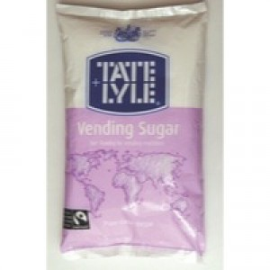 Tate + Lyle Vending Sugar White 2kg Pk6