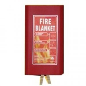 Fire Blanket Fibreglass 180x120cm FB64P