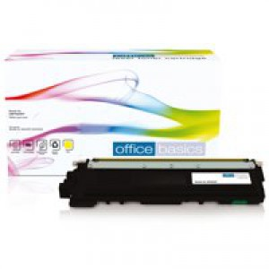 Q-Connect Brother TN230Y Yellow Toner