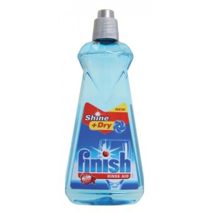 Finish Rinse Aid 400ml 8172322