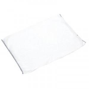 2Work 300x400mm White Dishcloth Pk10