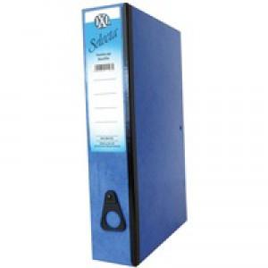 Concord IXL Box File F/scap Blue Pk10