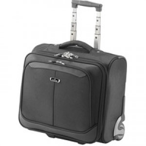 Falcon Laptop Business Trolley Case Back