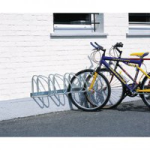 Image for FD Cycle Rack 4 Aluminium 320080