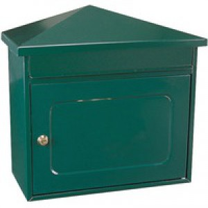 Image for FD Worthersee Mail Box Black 371787 (0)