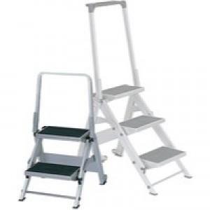 Aluminium 2 Tread Safety Step