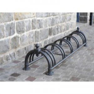 VFM Black Versailles Cycle Rack