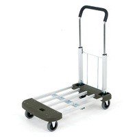 Extendable/Folding Trolley Blue 315167
