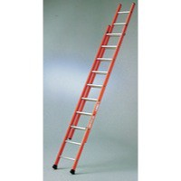 Glass Fibre Ladder 2 Sections 2x14 Tread
