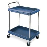 Deep Ledge Blue Trolley 2-Tier 322442