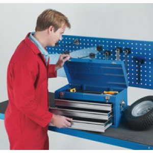 Image for FD Blue 3 Drawer Tool Chest 329228