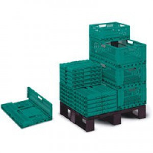 Returnable Foldable Container 47L