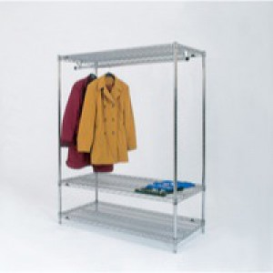 Image for FD Static Garment Rail 1219X610mm 366046