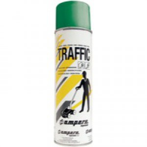 Green Traffic Paint Pk12