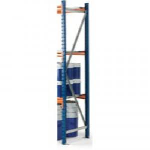 Blue 2000X600mm Quickspan Frame