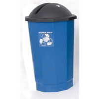 VFM Black/Granite Recycling Cup Bank