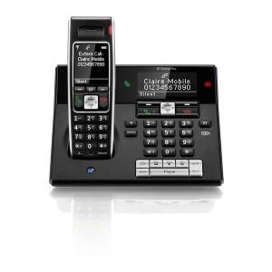 BT Diverse 7460 Plus DECT Telephone Cordless SMS SIM Read/Write TAM 27min 200-entry Directory Ref 060747