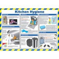 Kitchen Hygiene Poster 420x594mm FA607