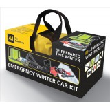 Image for AA Emergency Car Kit Comprehensive in Zipped Canvas Bag Ref 5060114611313