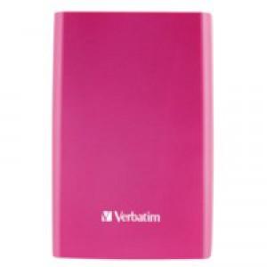 Verbatim USB Silver 1Tb Hard Drive 53071