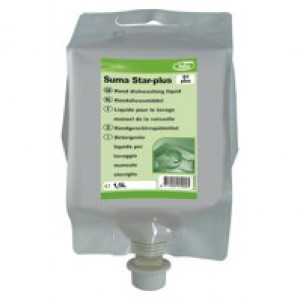 Diversey Suma D1 Dishwash 1.5Ltr Pk4