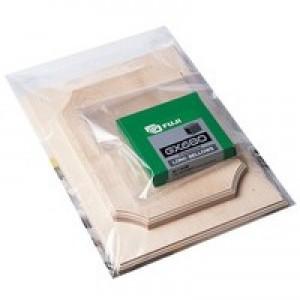 Plain Polythene Bag 250x300mm Pk1000