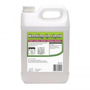2Work Economy Washing Up Liquid 5Ltr