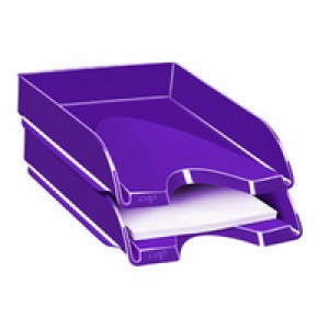 CEP Pro Purple Gloss Letter Tray 200G