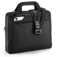 Falcon i-stay Black Laptop Organiser Bag