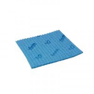 Vileda Breazy Blue Microfibre Cloth Pk20