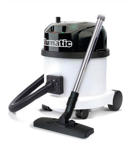 Numatic Vacuum Cleaner PPH320A2 Hepa Flo filtration Ref 838209