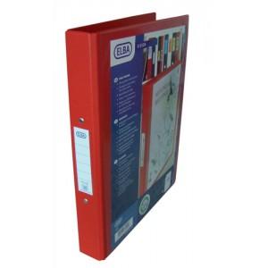 Elba Vision RBnder 2Ring Red 100080890