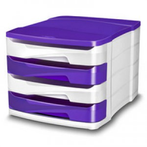 Image for CEP Pro Gloss Drawer Set Purple (0)