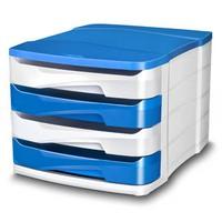 CEP Pro Blue Gloss Drawer Set 394G