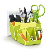 CEP Green ProGloss Desk Tidy 580G