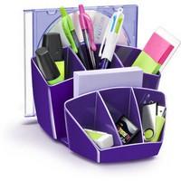 CEP Purple ProGloss Desk Tidy 580G