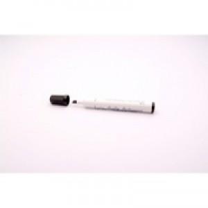 Chisel Tip Black Whiteboard Marker Pk10