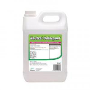 2Work Dishwasher Neutral Detergent 5Ltr
